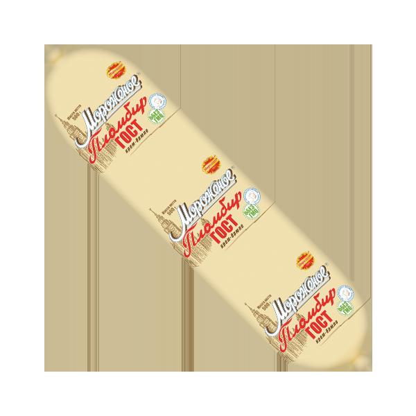 """Пломбир """"ГОСТ"""" крем-брюле колбаса"""
